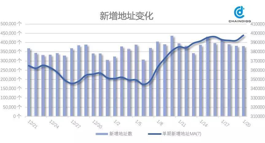 Chaindigg BTC数据周报(2019年第3期 总第15期)