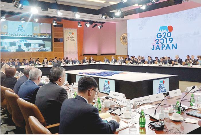 关于加密货币和区块链,这次 G20 财长会议谈了些啥?_aicoin_图1