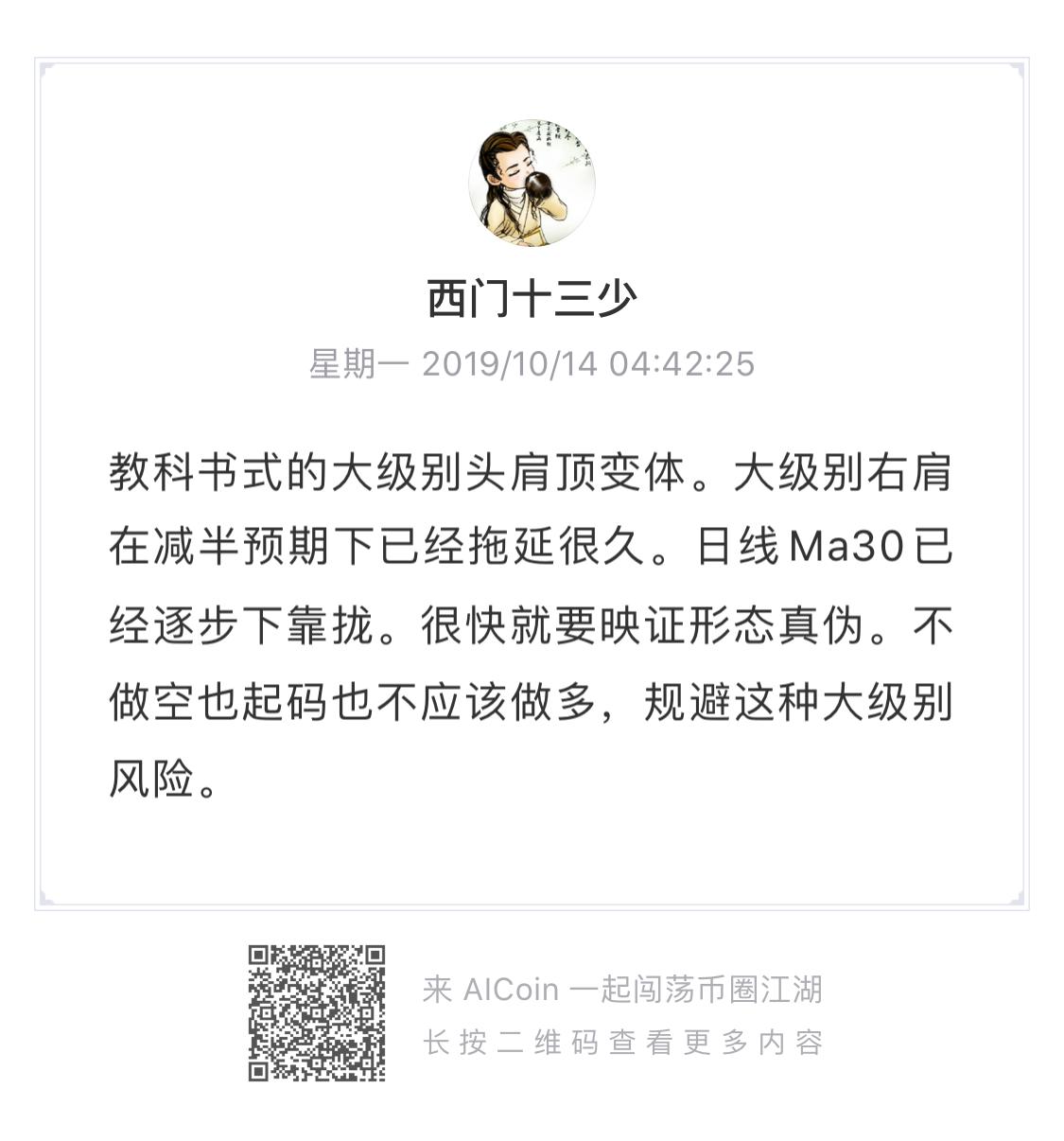 AICoin 广场一周盘点:他们为什么能躲过本周的三次大跌?_aicoin_图4