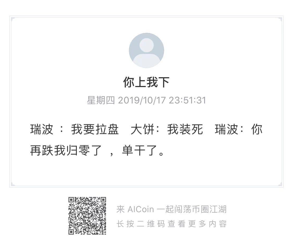 AICoin 广场一周盘点:他们为什么能躲过本周的三次大跌?_aicoin_图9