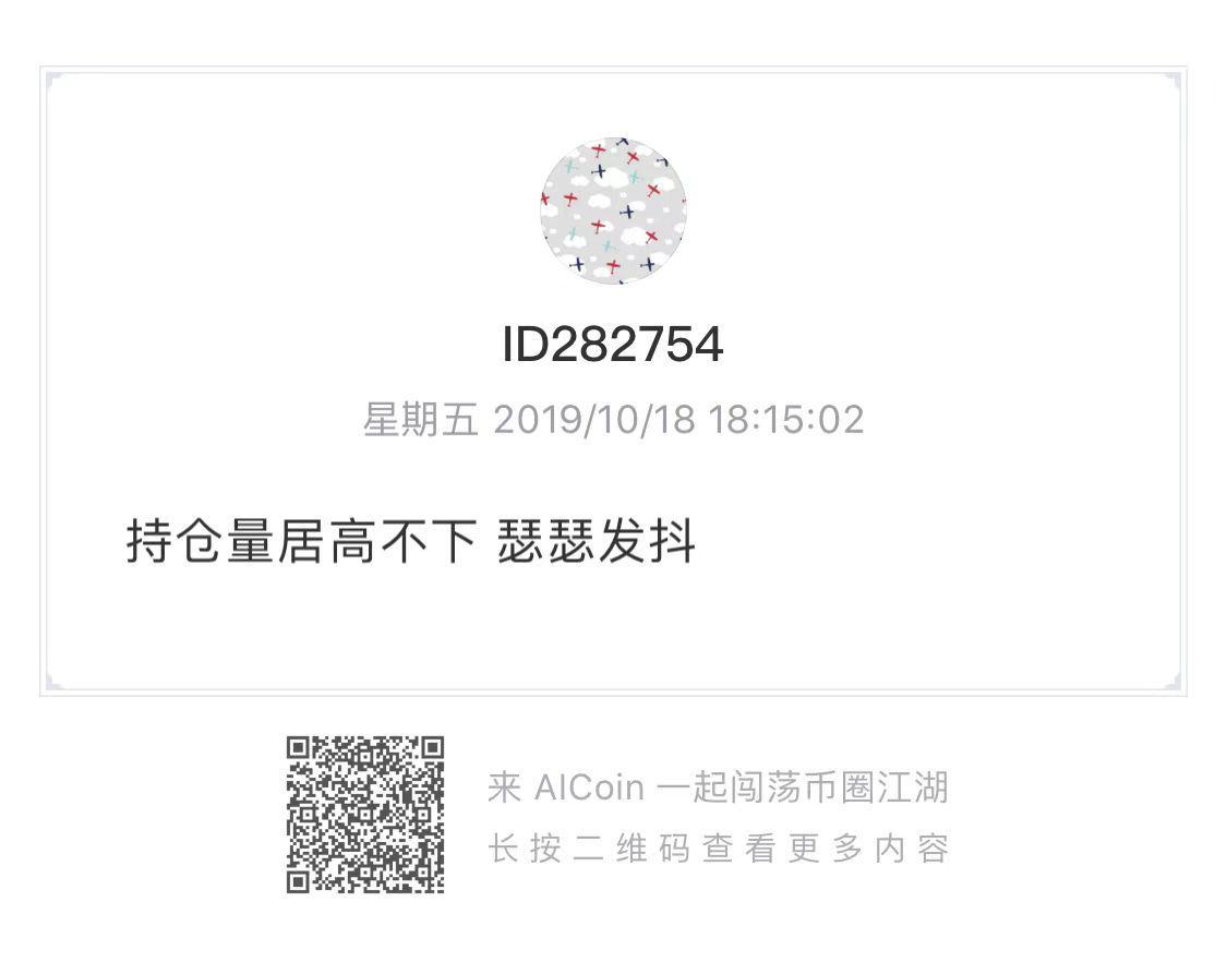 AICoin 广场一周盘点:他们为什么能躲过本周的三次大跌?_aicoin_图7