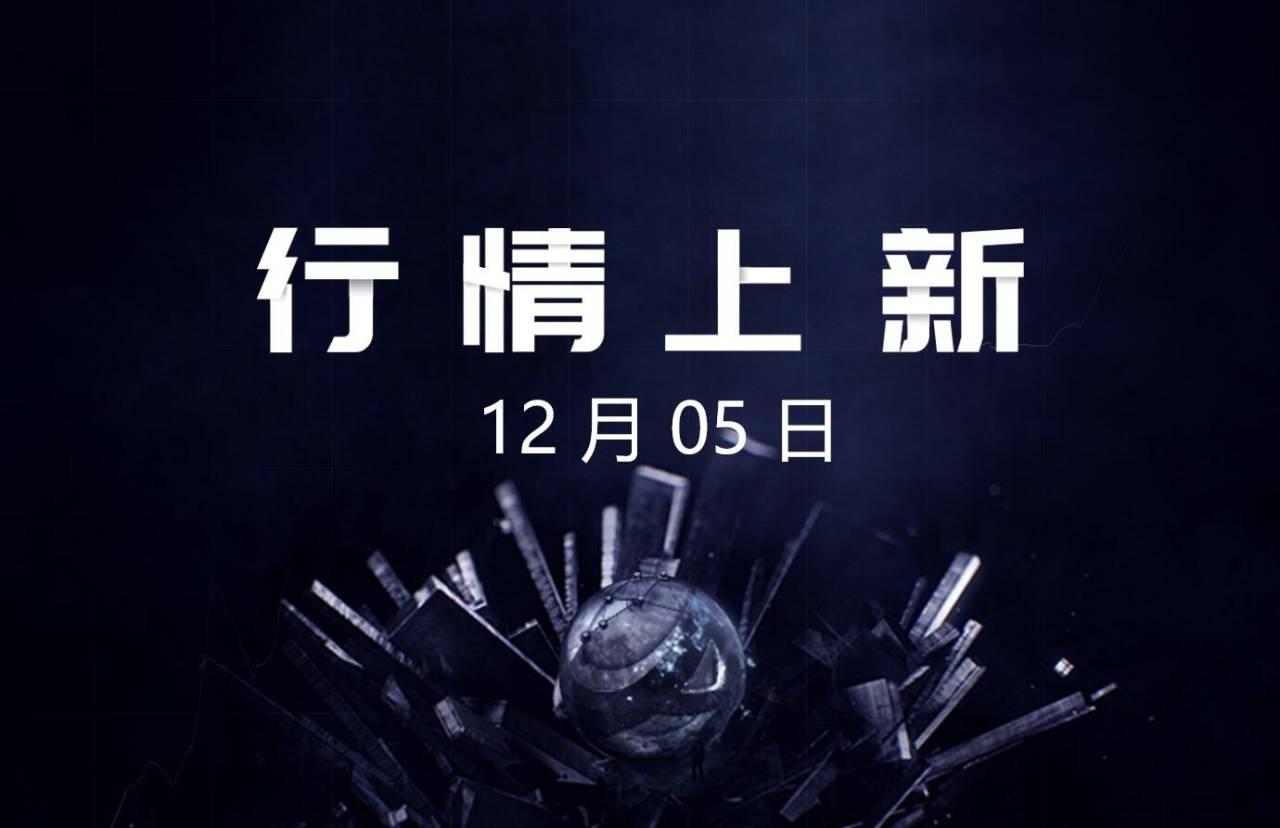12月5日-AICoin 行情上新(新增39交易对,涉及3平台)_aicoin_图1