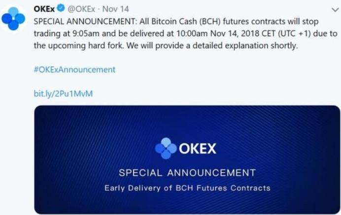 多家对冲基金指控OKEx操纵市场 OKEx回应称纯属污蔑